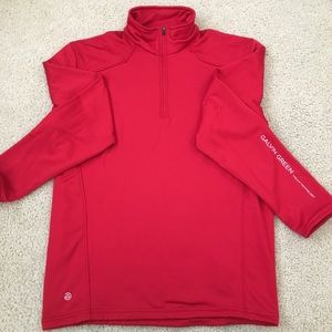 Galvin Green Quarter Zip Pullover
